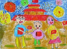 关于国庆节的儿童画图片 (20).jpg