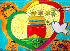 关于国庆节的儿童画图片 (22).jpg