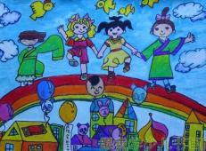 关于国庆节的儿童画图片 (48).jpg