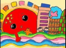 关于国庆节的儿童画图片 (34).jpg