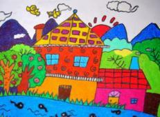 关于房子的儿童画图片 (30).jpg