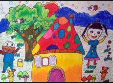 关于房子的儿童画图片 (37).jpg