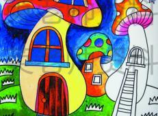 关于房子的儿童画图片 (43).jpg
