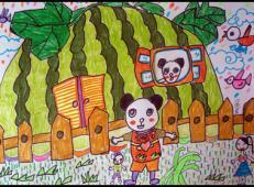 关于房子的儿童画图片 (46).jpg