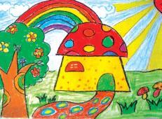 关于房子的儿童画图片 (9).jpg