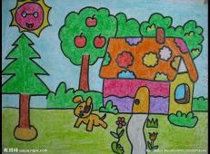 关于房子的儿童画图片 (11).jpg