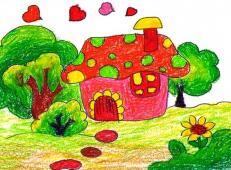 关于房子的儿童画图片 (12).jpg