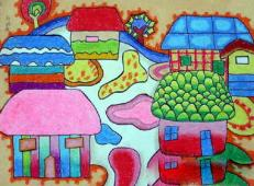 关于房子的儿童画图片 (13).jpg
