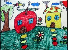 关于房子的儿童画图片 (51).jpg