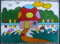 关于房子的儿童画图片 (6).jpg