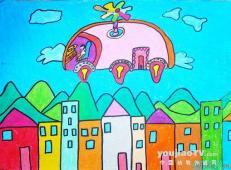 关于房子的儿童画图片 (32).jpg