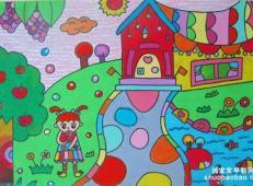 关于房子的儿童画图片 (22).jpg