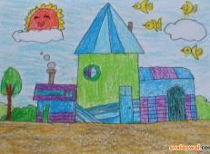 关于房子的儿童画图片 (40).jpg