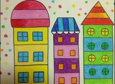 关于房子的儿童画图片 (4).jpg