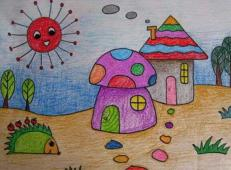 关于房子的儿童画图片 (38).jpg