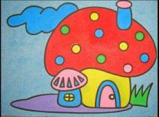 关于房子的儿童画图片 (53).jpg