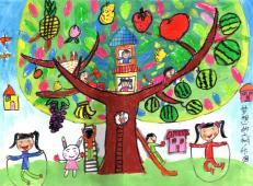 关于房子的儿童画图片 (49).jpg