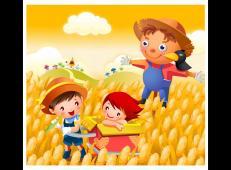 儿童画秋天的图片大全50幅