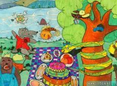 关于生日的儿童画图片 (18).jpg
