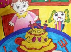 关于生日的儿童画图片 (15).jpg