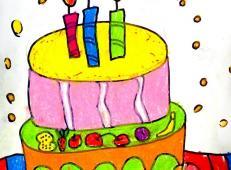 关于生日的儿童画图片 (20).jpg