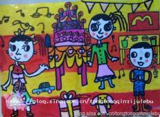 关于生日的儿童画图片 (21).jpg