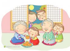 关于99重阳节(老人节)的儿童画图片大全 (27).jpg