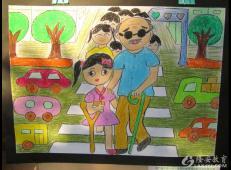 学雷锋做好事的儿童画画大全 (44).jpg