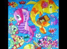 关于海底世界的儿童画大全27.jpg