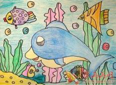 关于海底世界的儿童画大全4.jpg