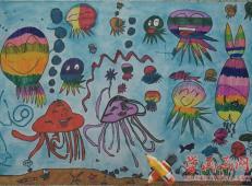 关于海底世界的儿童画大全33.jpg