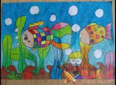 关于海底世界的儿童画大全80.jpg
