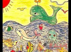 关于海底世界的儿童画大全35.jpg