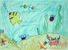 关于海底世界的儿童画大全76.jpg