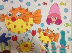 关于海底世界的儿童画大全5.jpg