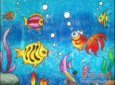 关于海底世界的儿童画大全56.jpg