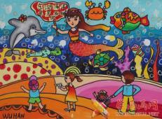 关于海底世界的儿童画大全57.jpg