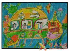 关于海底世界的儿童画大全79.jpg