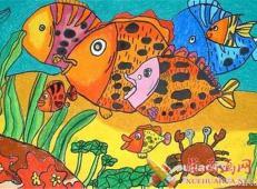 关于海底世界的儿童画大全40.jpg
