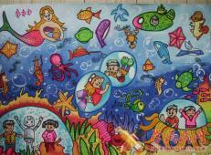 关于海底世界的儿童画大全43.jpg