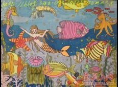 关于海底世界的儿童画大全18.jpg
