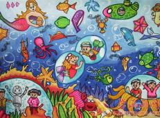 关于海底世界的儿童画大全3.jpg