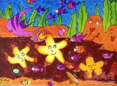 关于海底世界的儿童画大全77.jpg