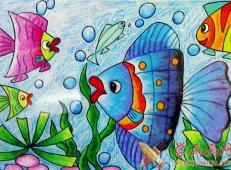 关于海底世界的儿童画大全20.jpg