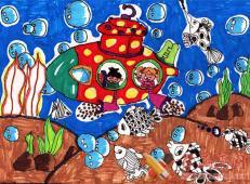 关于海底世界的儿童画大全38.jpg
