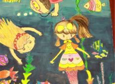 关于海底世界的儿童画大全71.jpg