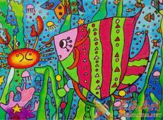 关于海底世界的儿童画大全8.jpg