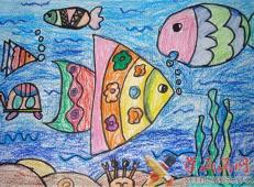 关于海底世界的儿童画大全39.jpg