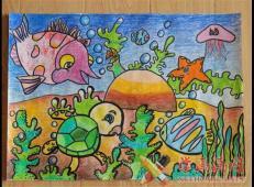 关于海底世界的儿童画大全19.jpg