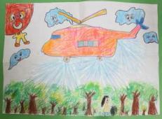 关于未来科技的儿童画画图片大全 (51).jpg